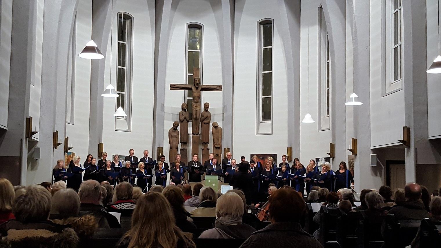 Johannes Brahms Chor Hamburg